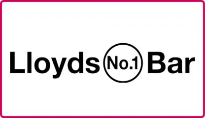 Lloyds No.1 Bar Logo
