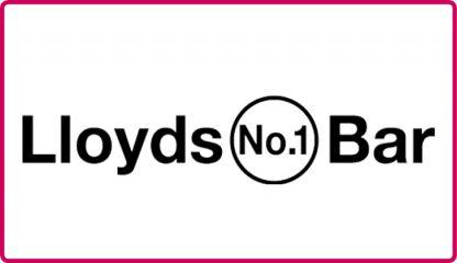 Lloyds No.1 Bar Logo