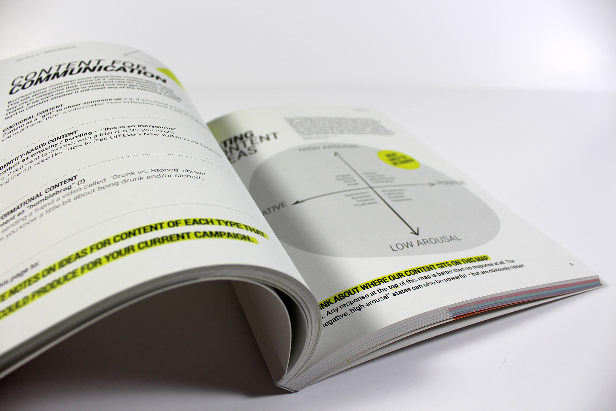 Printed catalogue for Music Industry