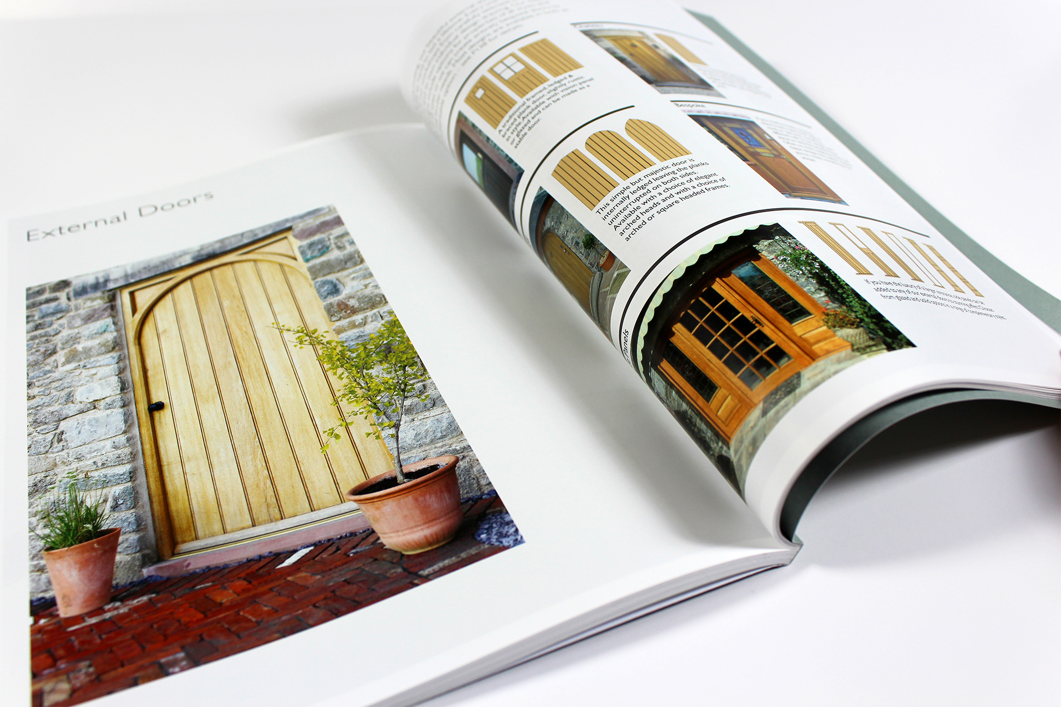 Effect of Perfect binding on page layout