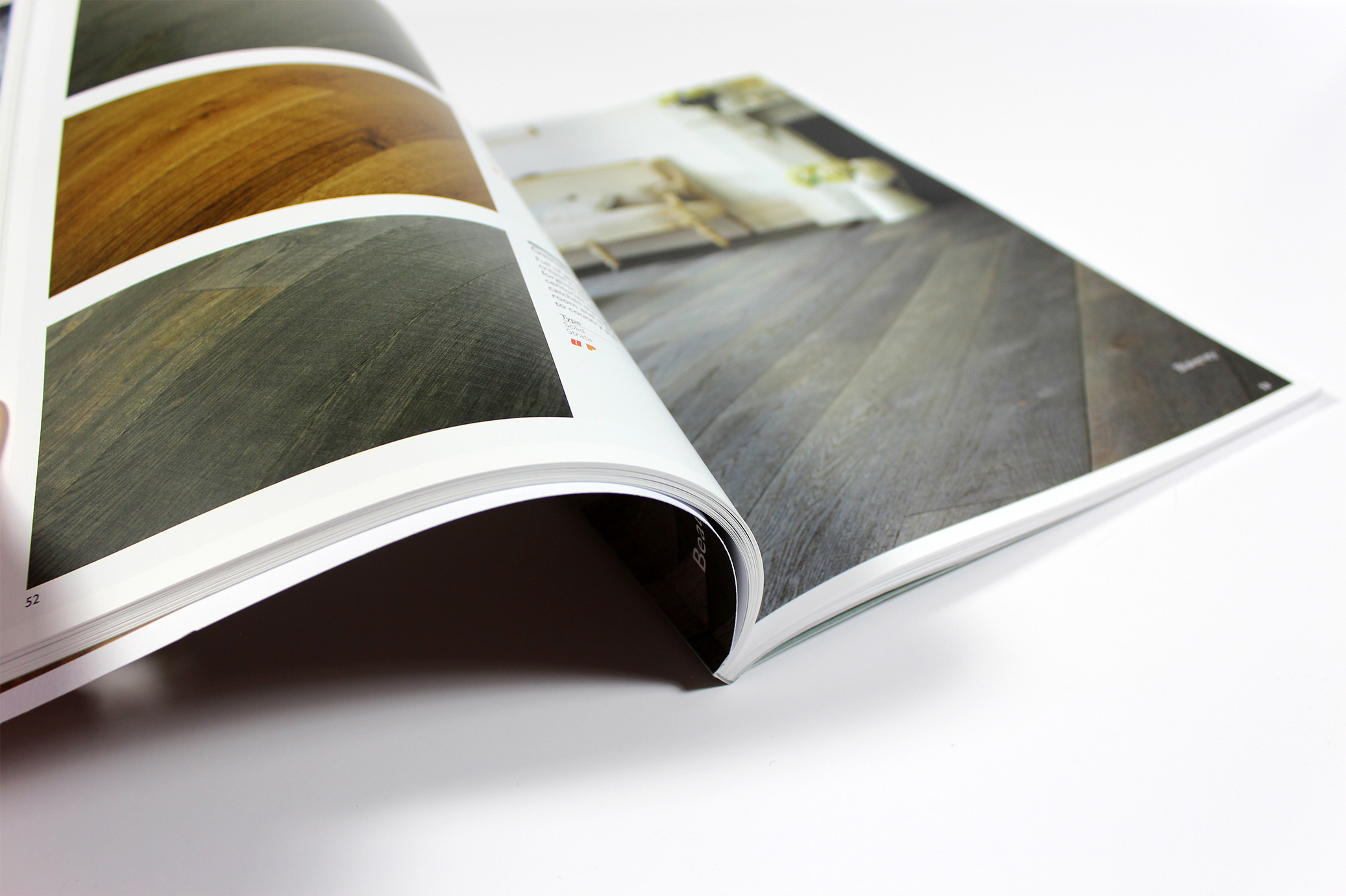 Perfect Bound Flooring Brochure